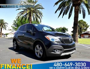 View 2013 Buick Encore