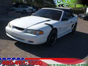 View 1996 Ford Mustang