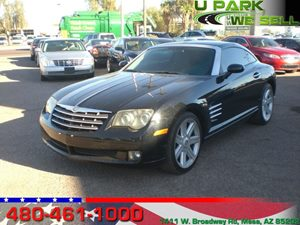 View 2004 Chrysler Crossfire