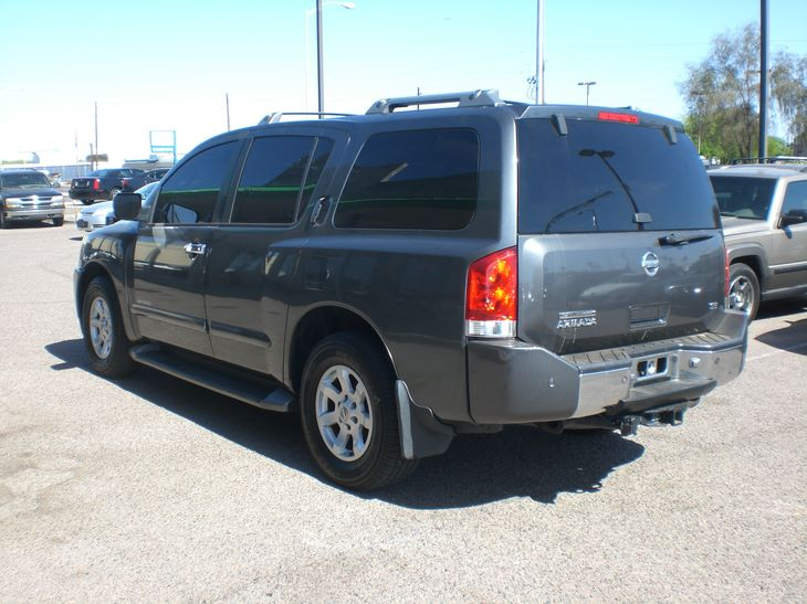 Used 2004 Nissan Pathfinder Armada SE Off-Road in Mesa