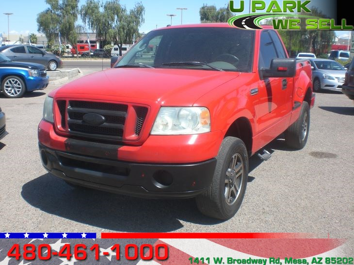 Sold 2007 Ford F 150 Stx In Mesa