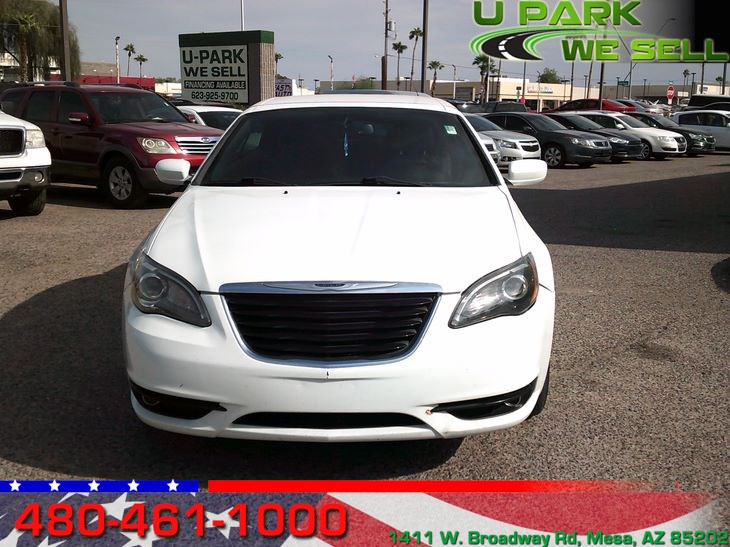 2012 Chrysler 200 S