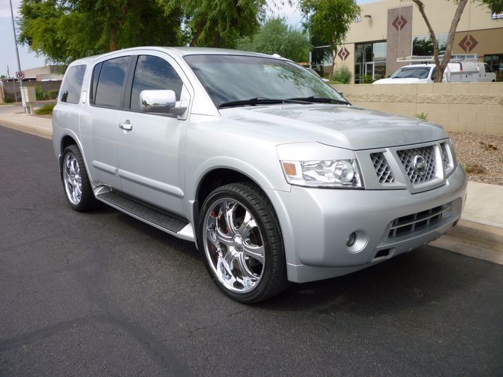 Sold 2010 Nissan Armada Se In Mesa