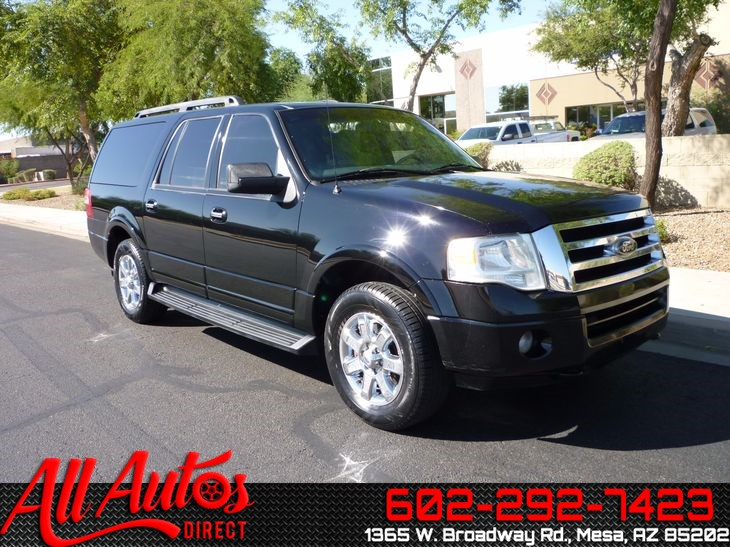 Sold Ford Expedition EL XLT In Mesa - Ford expedition invoice price