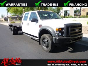 View 2008 Ford Super Duty F-550 DRW