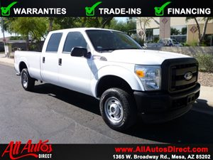 View 2011 Ford Super Duty F-250 SRW