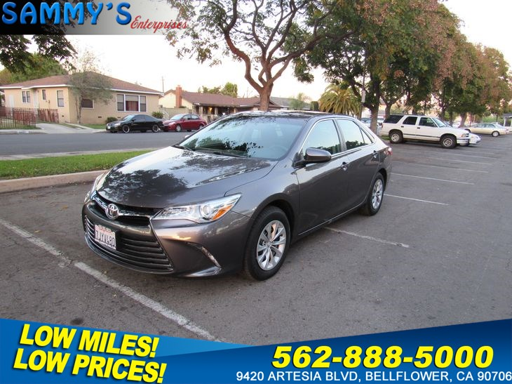 Used 2015 Toyota Camry LE in Bellflower