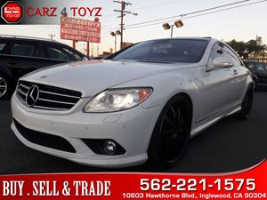 View 2008 Mercedes-Benz CL550