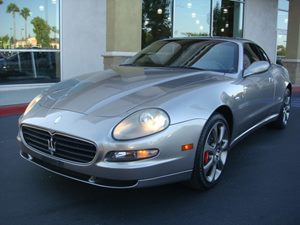 View 2005 Maserati Coupe