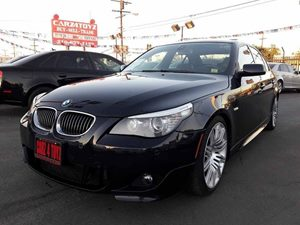 View 2008 BMW 5 Series
