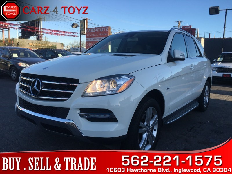 2012 Mercedes-Benz ML 350 BlueTEC SUV
