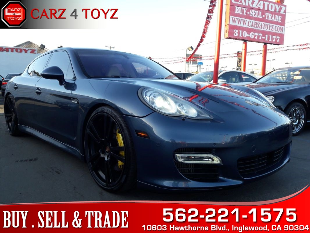 Used 2010 Porsche Panamera Turbo In Inglewood