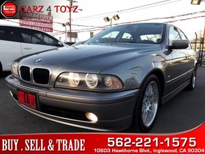 View 2003 BMW 5 Series