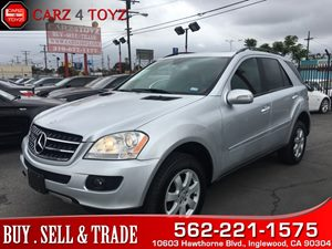 View 2007 Mercedes-Benz ML320