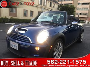View 2007 MINI Cooper Convertible