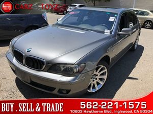 View 2006 BMW 7 Series