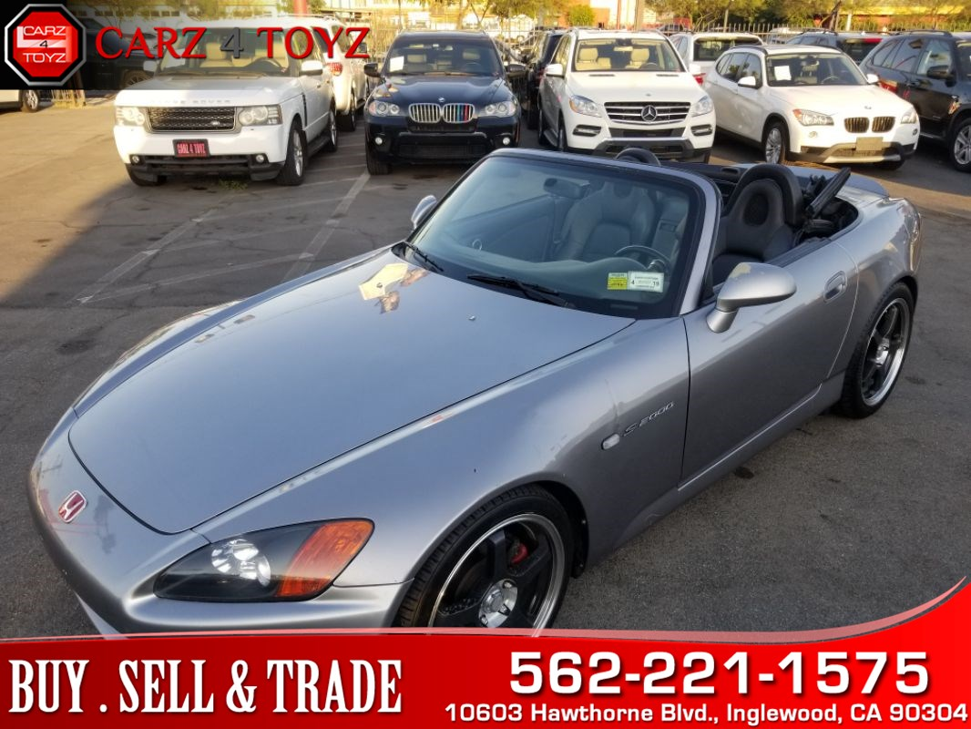 2003 Honda S2000 Turbo
