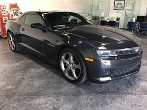 2015 Chevrolet Camaro LT Carfax Report - No AccidentsDamage Reported  Ashen Gray Metallic  Al