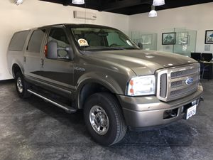 2005 Ford Excursion Limited Carfax 1-Owner - No AccidentsDamage Reported  Pueblo Gold Metallic