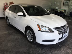 2015 Nissan Sentra S Carfax 1-Owner - No AccidentsDamage Reported  Fresh Powder  All advertis