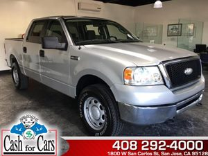 2008 Ford F-150 60th Anniversary Carfax Report - No AccidentsDamage Reported  Silver Metallic