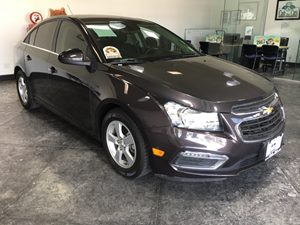 2015 Chevrolet Cruze LT Carfax Report  Tungsten Metallic  All advertised prices exclude govern
