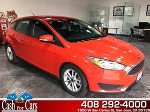 2015 Ford Focus SE Carfax Report - No AccidentsDamage Reported  Race Red  All advertised pric