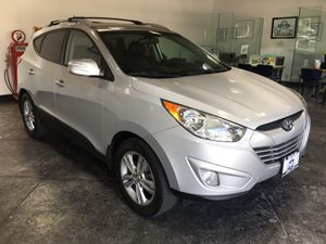 2013 Hyundai Tucson GLS Carfax Report - No AccidentsDamage Reported  Diamond Silver  All adve