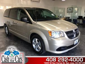 2013 Dodge Grand Caravan SE Carfax Report - No AccidentsDamage Reported  Cashmere Pearl  All
