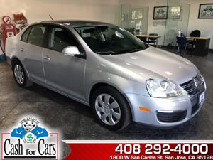 2010 Volkswagen Jetta Sedan S Carfax Report - No AccidentsDamage Reported  Reflex Silver Metal