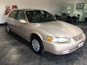 1999 Toyota Camry LE Carfax Report - No AccidentsDamage Reported  Cashmere Beige Metallic  Al