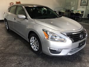 2014 Nissan Altima 25 Carfax 1-Owner - No AccidentsDamage Reported  Brilliant Silver Metallic