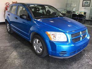 2008 Dodge Caliber SE Carfax Report - No AccidentsDamage Reported  Surf Blue Pearl  All adver