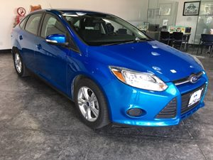 2013 Ford Focus SE Carfax 1-Owner - No AccidentsDamage Reported  Blue Candy Metallic  All adv