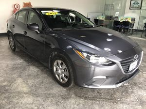 2014 Mazda Mazda3 i Sport Carfax 1-Owner - No AccidentsDamage Reported  Titanium Flash Mica