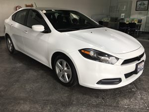 2015 Dodge Dart SXT Carfax Report - No AccidentsDamage Reported  Bright White Clearcoat  All