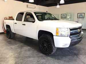 2011 Chevrolet Silverado 1500 LT Carfax Report  White Diamond Tricoat  All advertised prices e