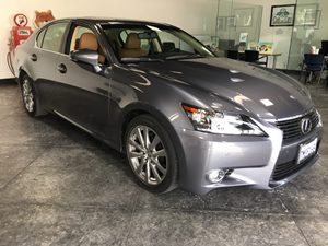 2013 Lexus GS 350  Carfax Report - No AccidentsDamage Reported Blind Spot Monitor Navigation Sy