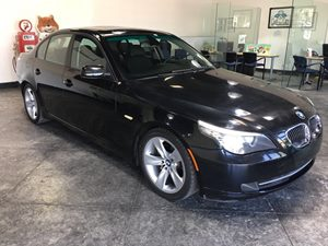 2008 BMW 5 Series 528i Carfax Report  Black Sapphire Metallic  All advertised prices exclude g