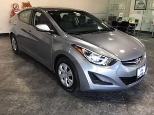 2016 Hyundai Elantra Limited Carfax Report - No AccidentsDamage Reported  Symphony Silver  Al