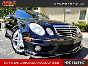 View 2009 Mercedes-Benz E63