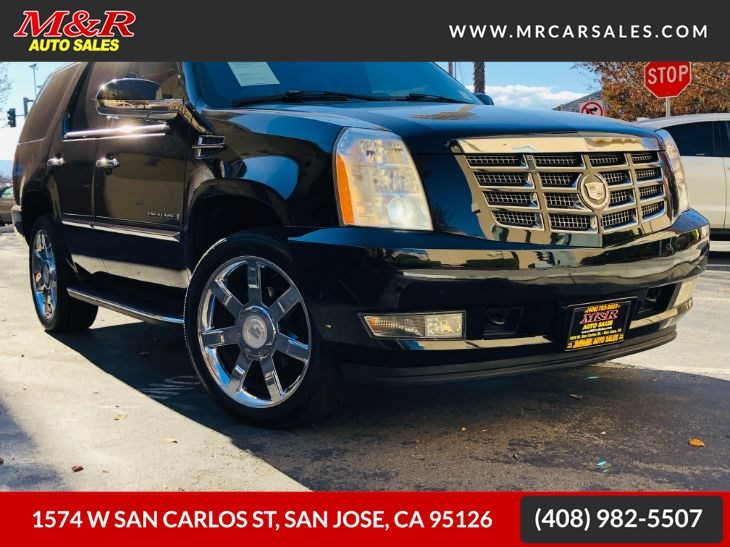 Used 2007 Cadillac Escalade In San Jose