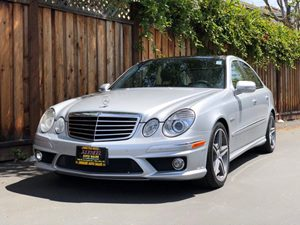 View 2008 Mercedes-Benz E63