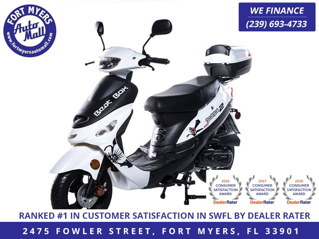 2019 Tao Motor Scooter Pony 50 ATM 50A1 - Fort Myers Auto Mall