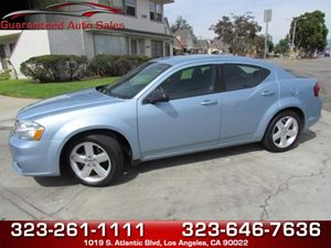 View 2013 Dodge Avenger
