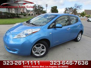 View 2012 Nissan LEAF