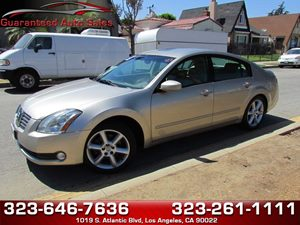 View 2005 Nissan Maxima