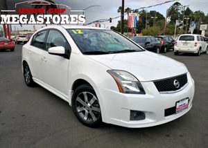 View 2012 Nissan Sentra