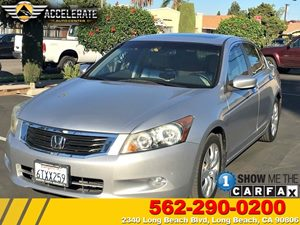 Honda for sale in long beach ca accelerate auto center 2010 honda accord sdn ex l sciox Images