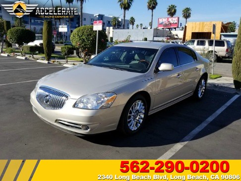sold 2008 buick lucerne super in long beach Buick Lucerne Red featured